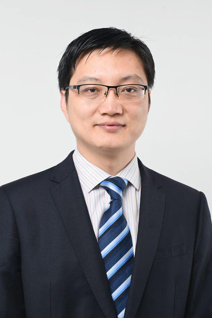 Photo of Binghan Li